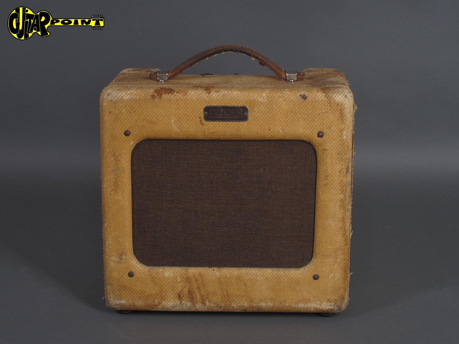 1950 Fender Princeton  Tweed Amp