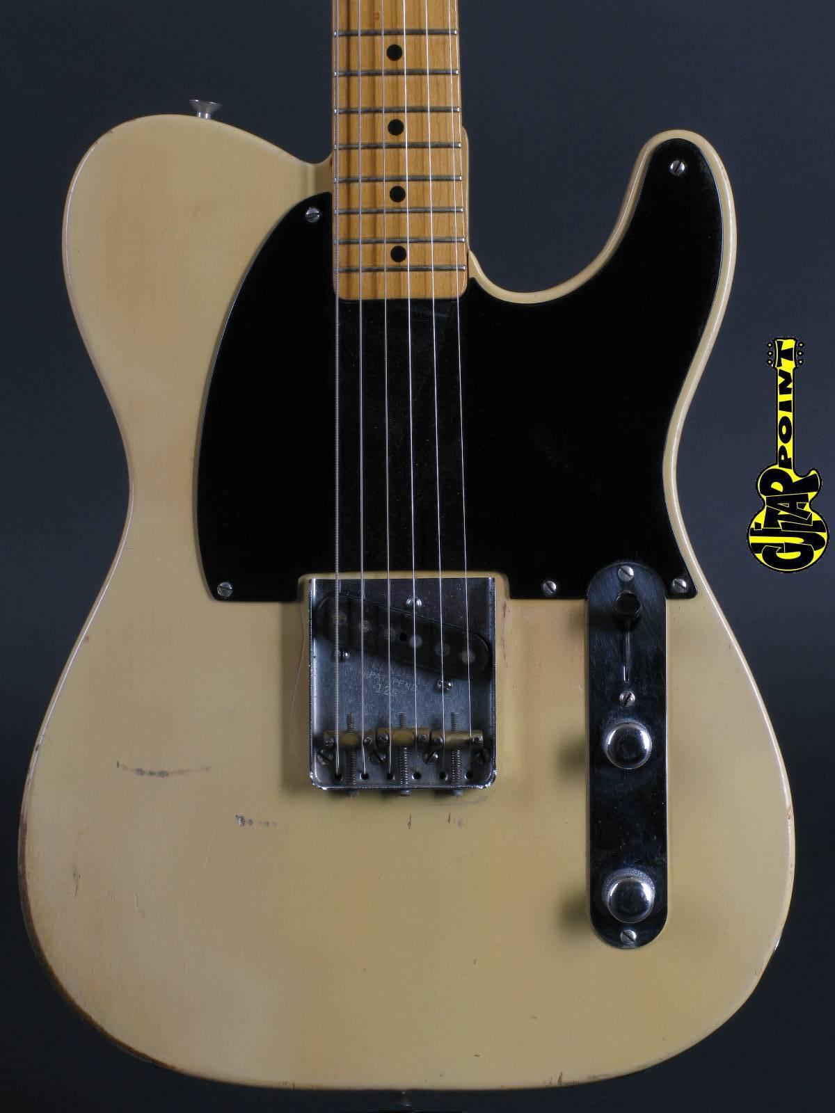 1951 Fender Esquire (Telecaster) - Blond