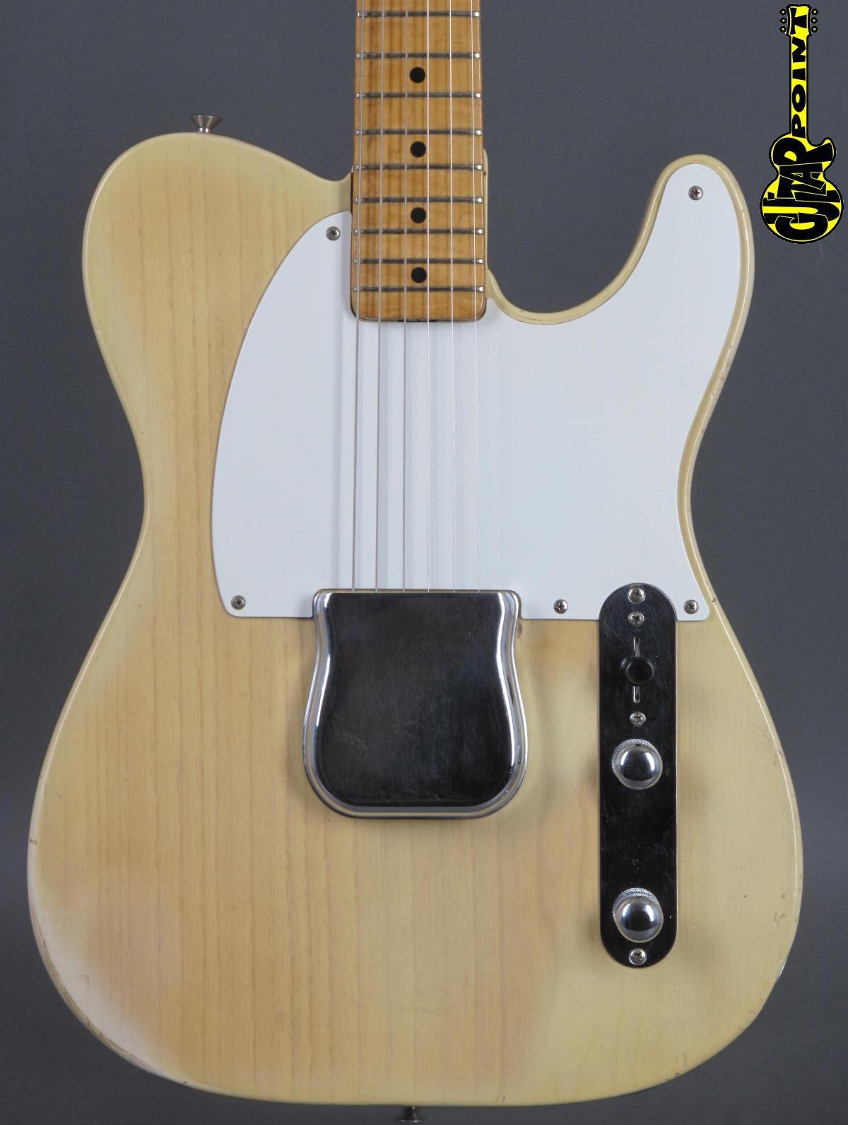 1954 Fender Esquire (Telecaster) - Blond