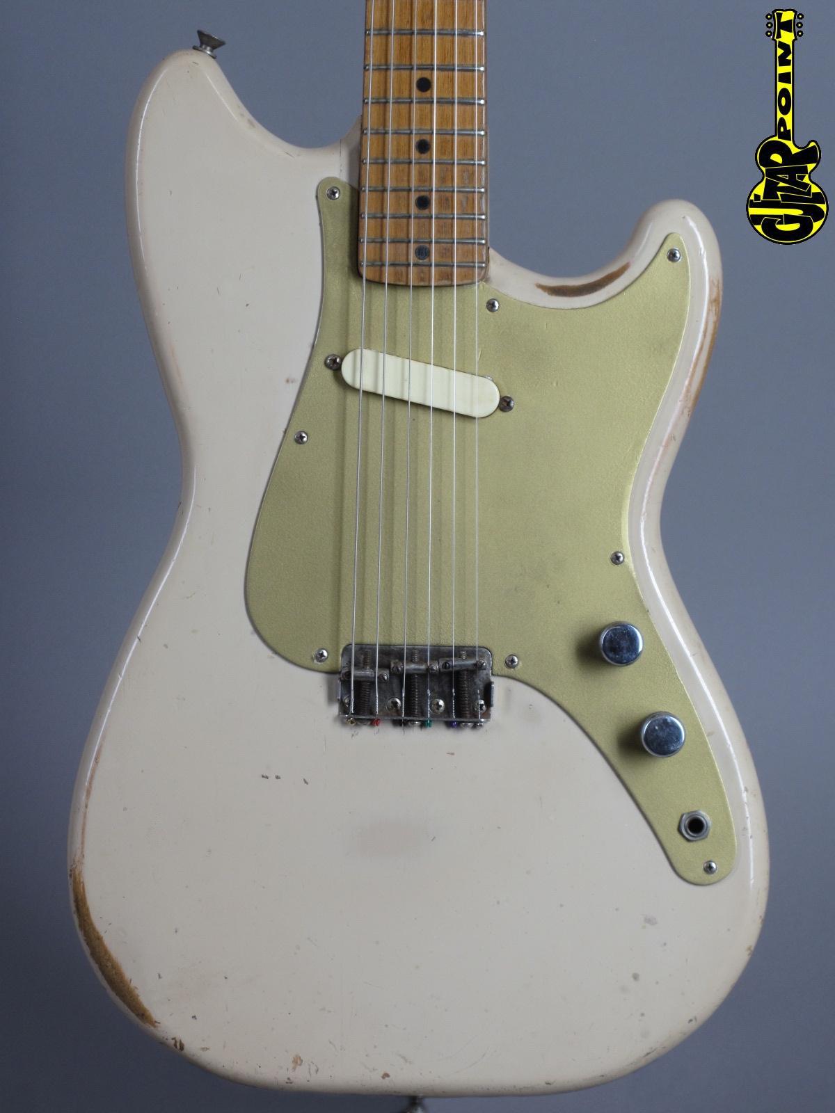 1957 Fender Musicmaster – Beige