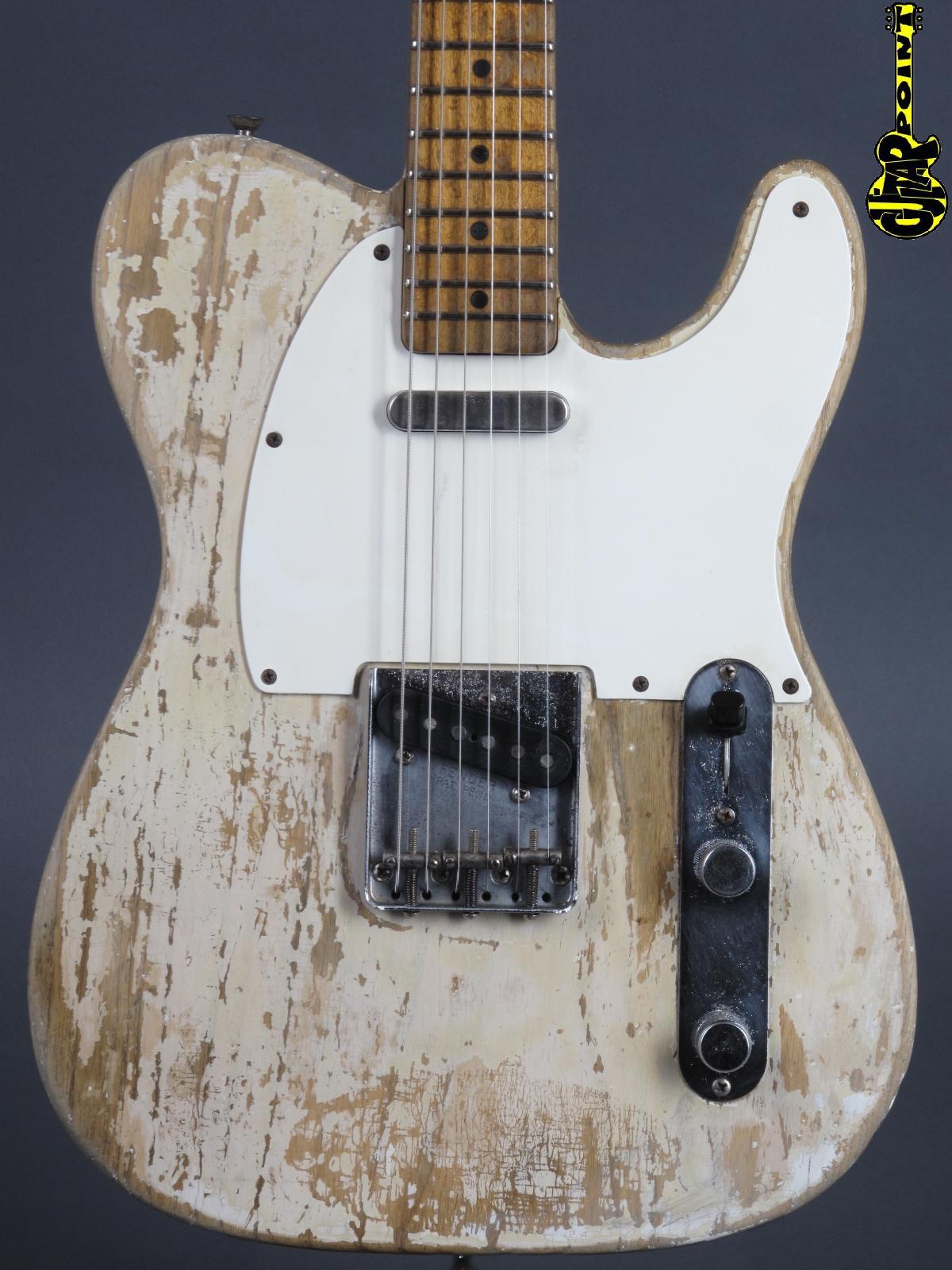 1957 Fender Telecaster - Blond    ...only 3,11 Kg !!!