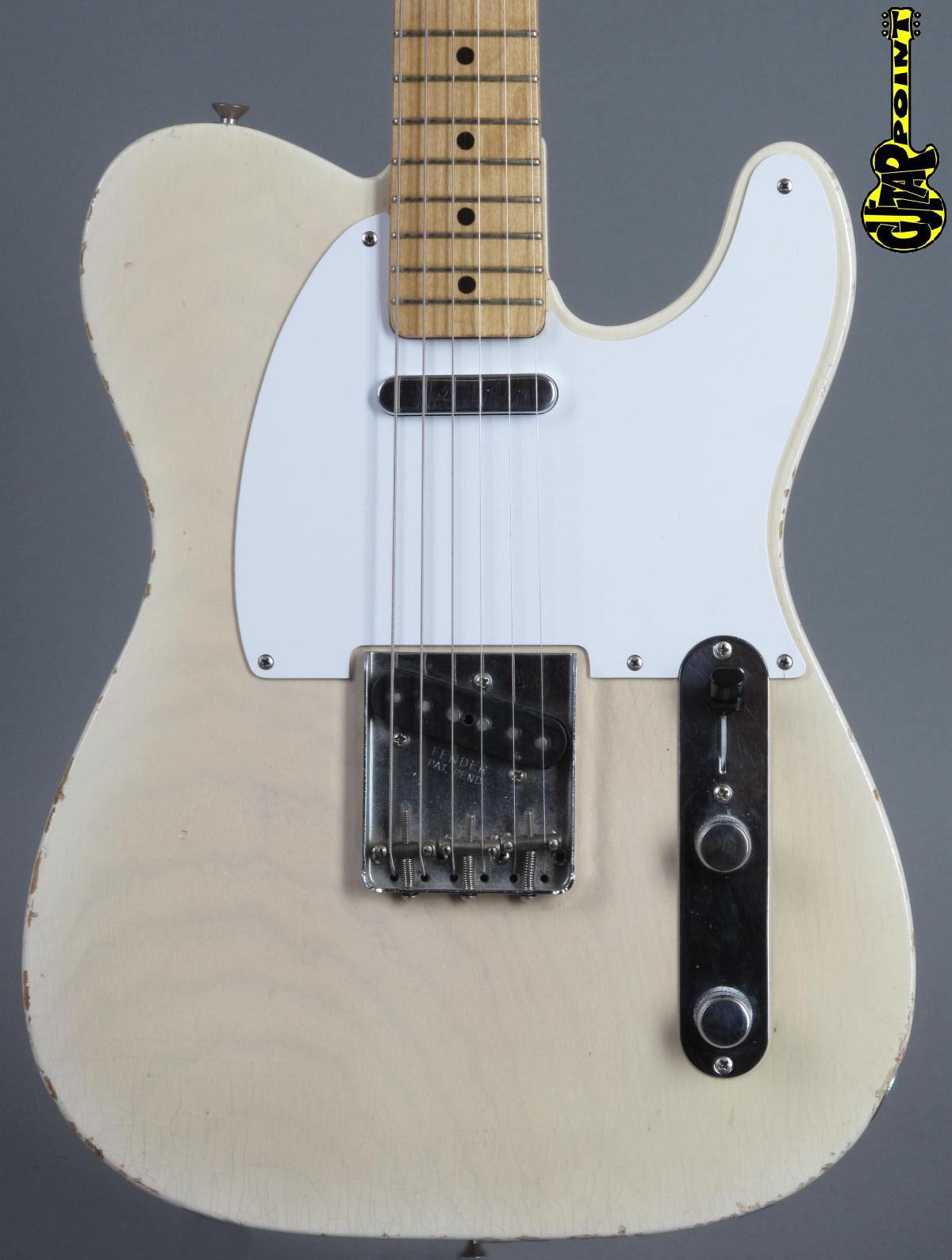 1958 Fender Telecaster - Blond    ...lightweight !!!