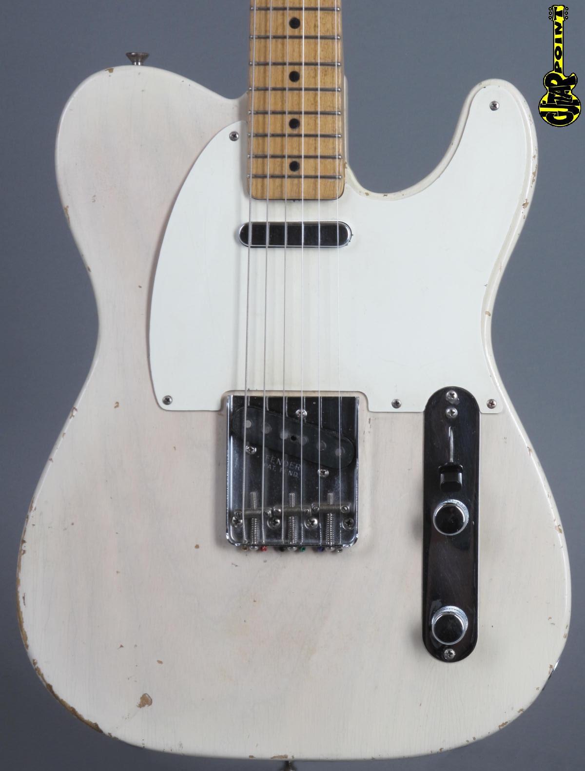1958 Fender Telecaster - Blond