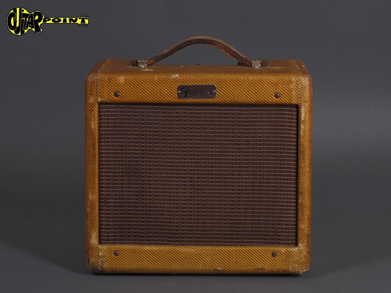 1959 Fender Champ  Tweed Amp