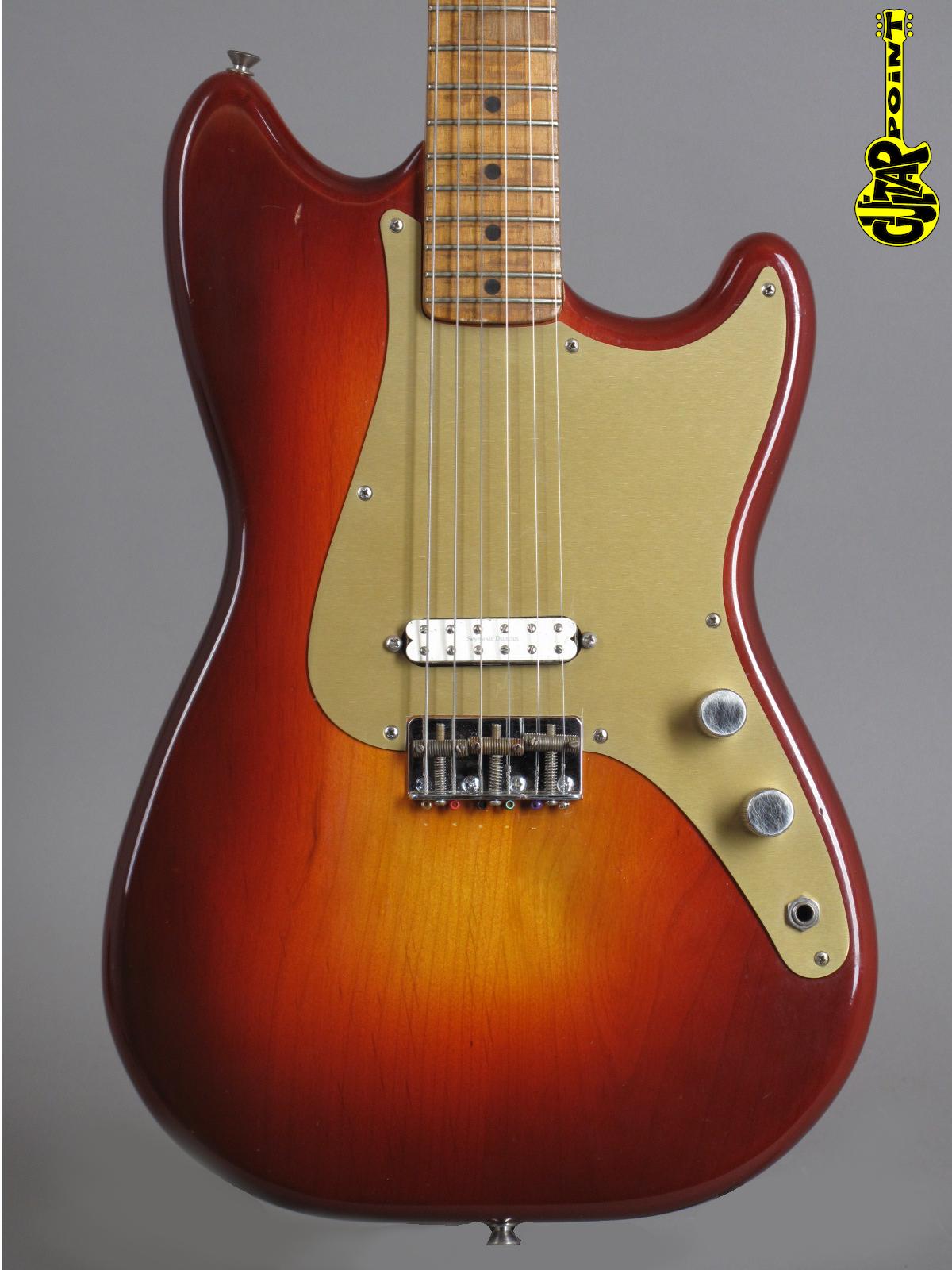 1959 Fender Musicmaster Mod - Sunburst