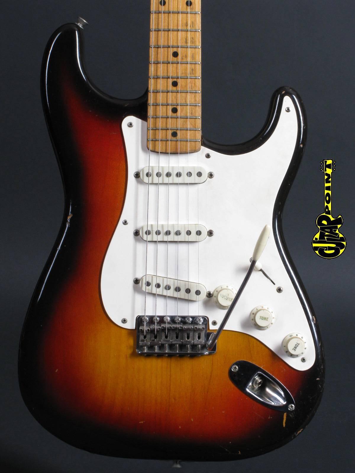 1959 Fender Stratocaster - 3-t Sunburst