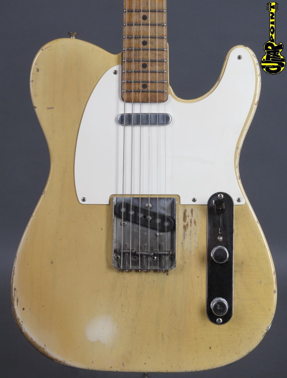 1959 Fender Telecaster - Blond