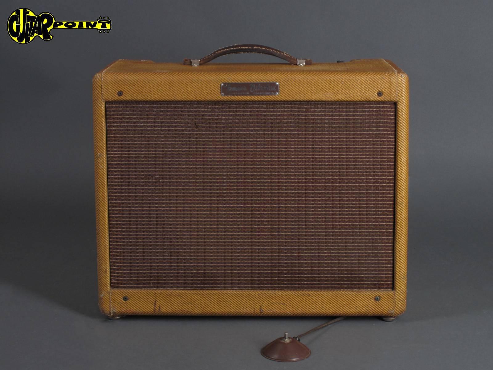 1959 Fender Vibrolux - Tweed / Wide Panel