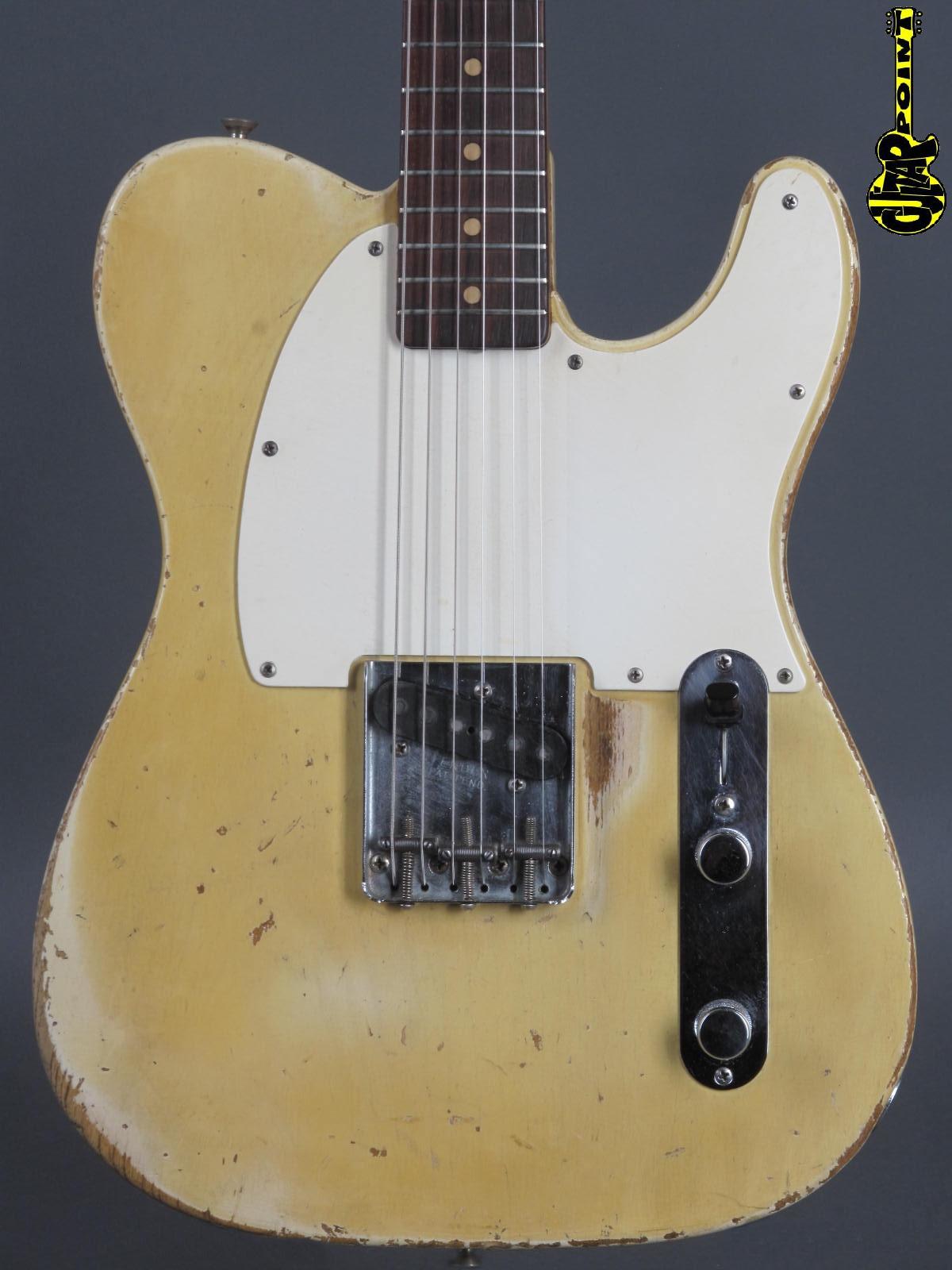 1960 Fender Esquire - Blond   ...rare + lightweight !