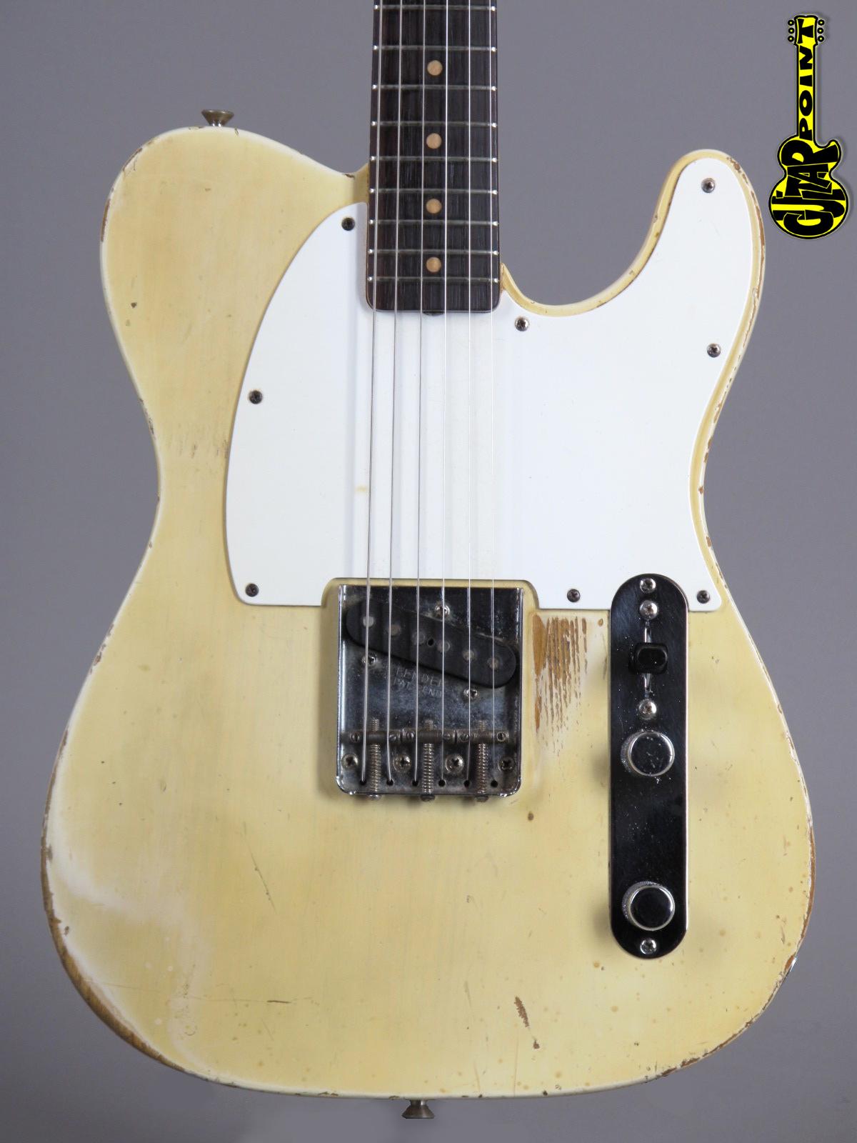 1960 Fender Esquire (Telecaster) - Blond
