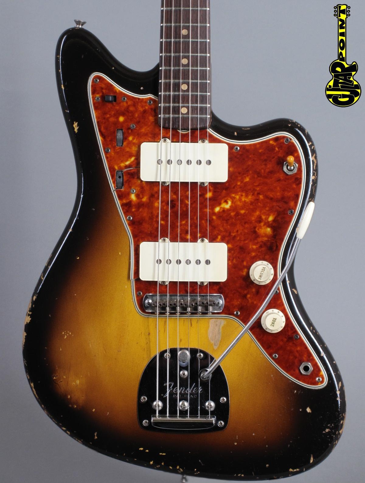 1960 Fender Jazzmaster - 3-tone Sunburst