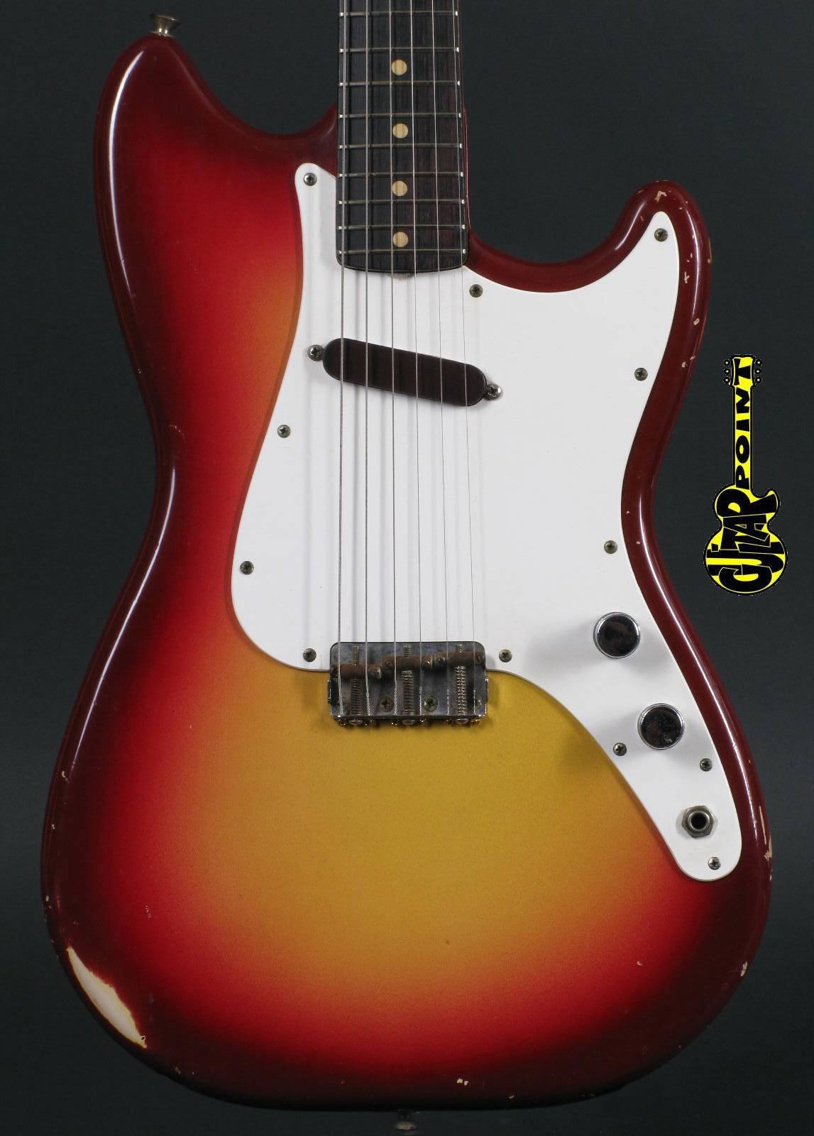 1962 Fender Musicmaster – Sunburst