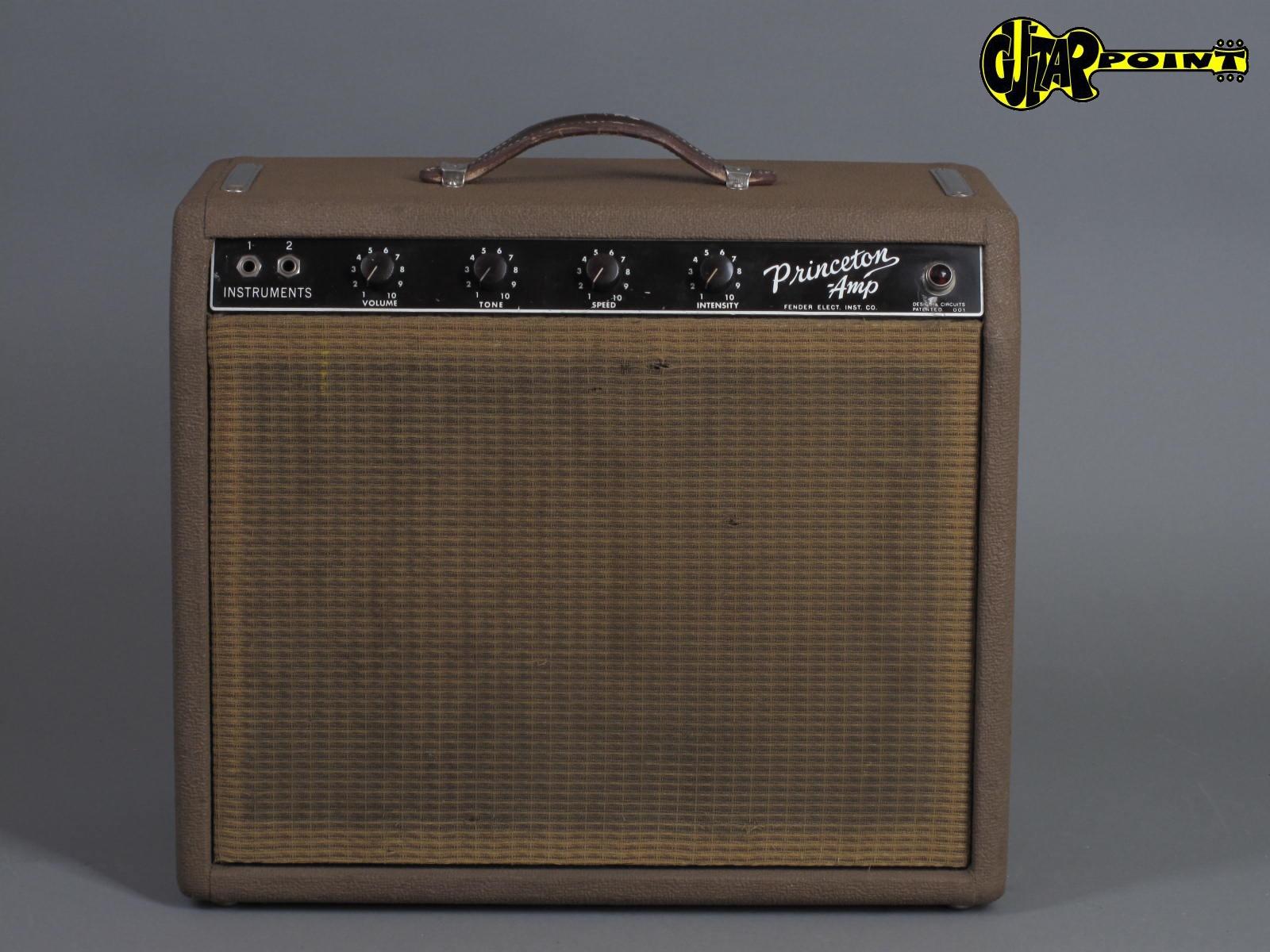 1962 Fender Princeton - Brownface