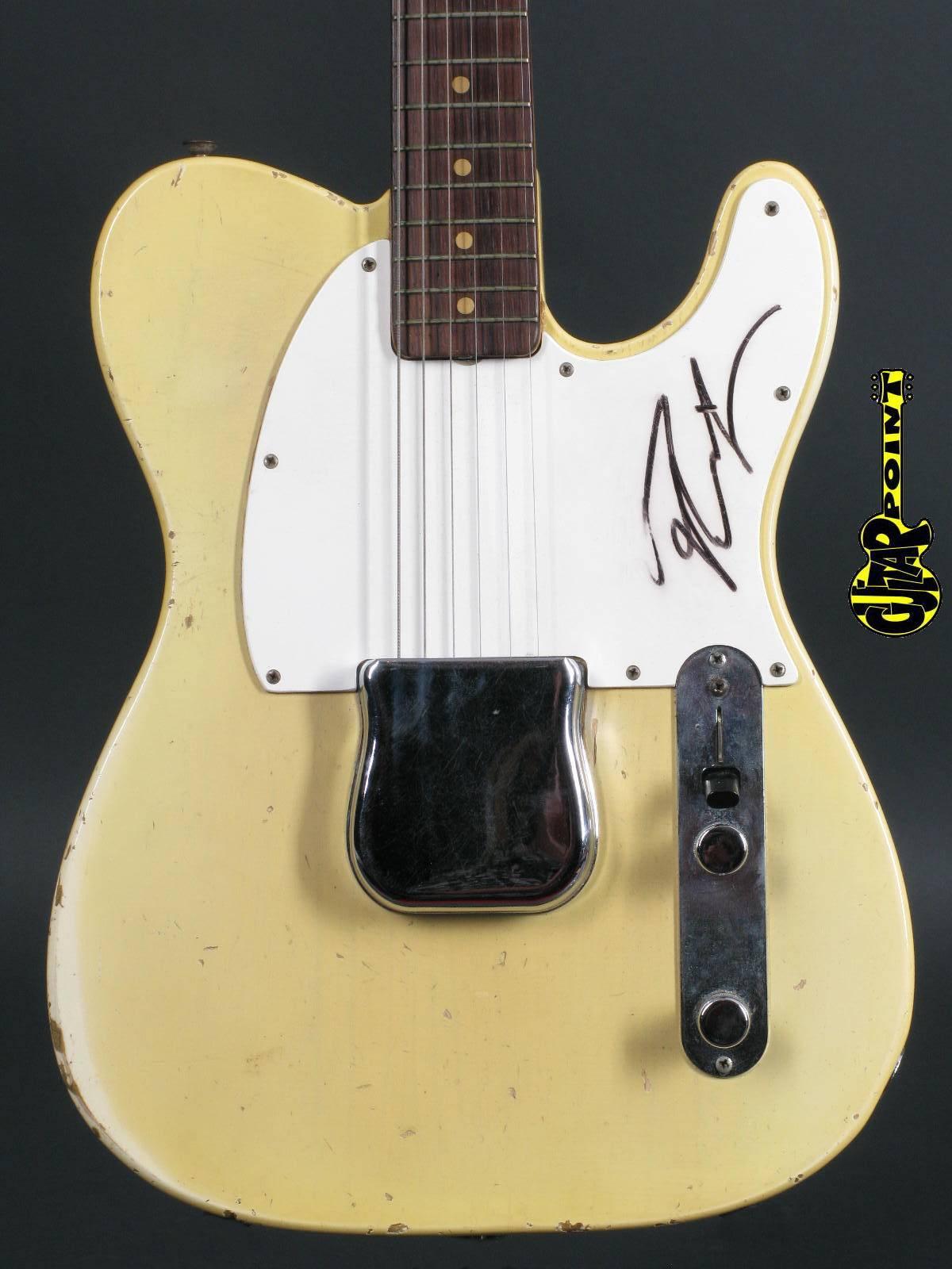 1963 Fender Esquire - Blond (Telecaster)