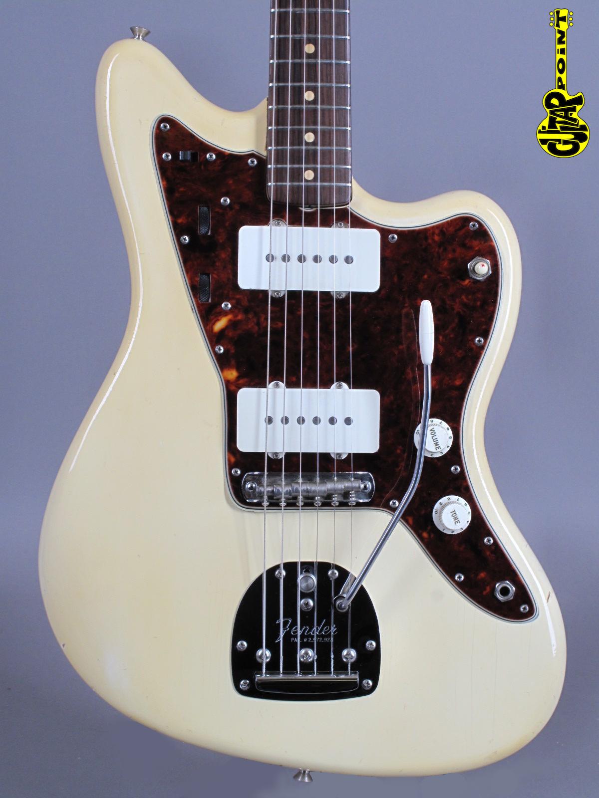 1964 Fender Jazzmaster - Olympic White