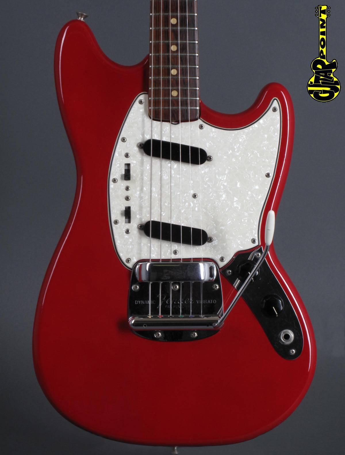 1964 Fender Mustang - Dakota Red  - Minty !!!