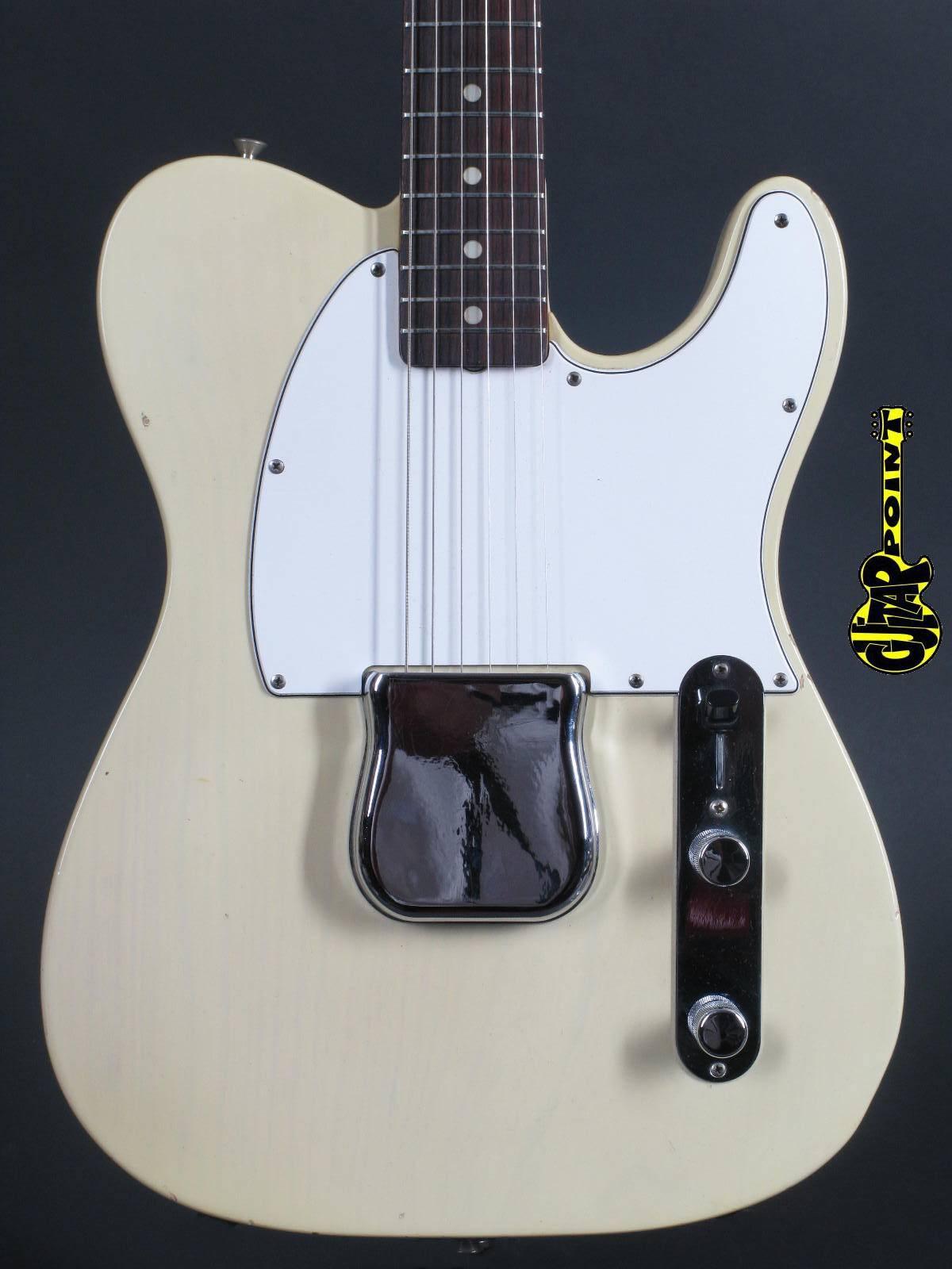 1966 Fender Esquire - Blond (Telecaster)