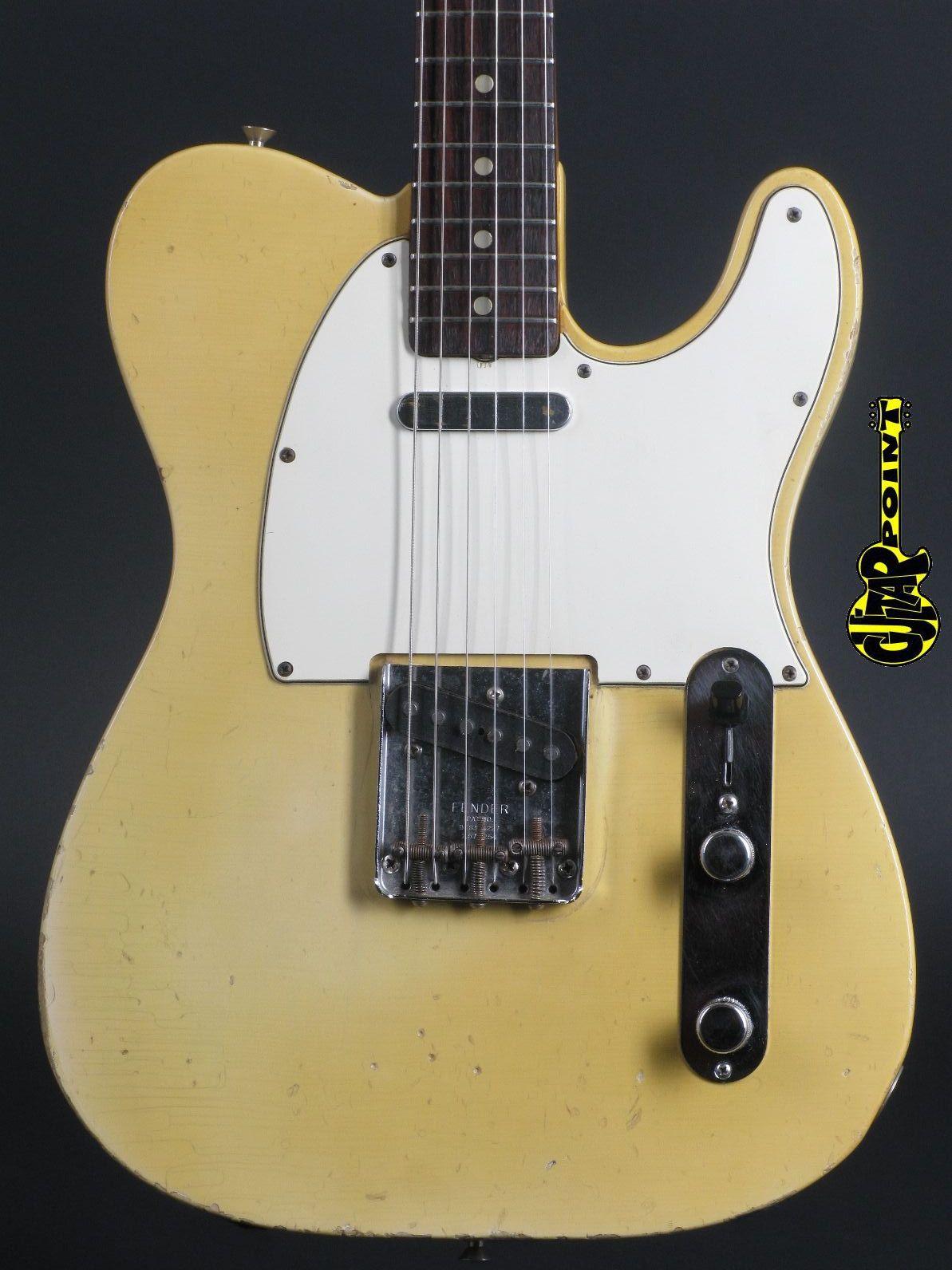 1966 Fender Telecaster - Blond