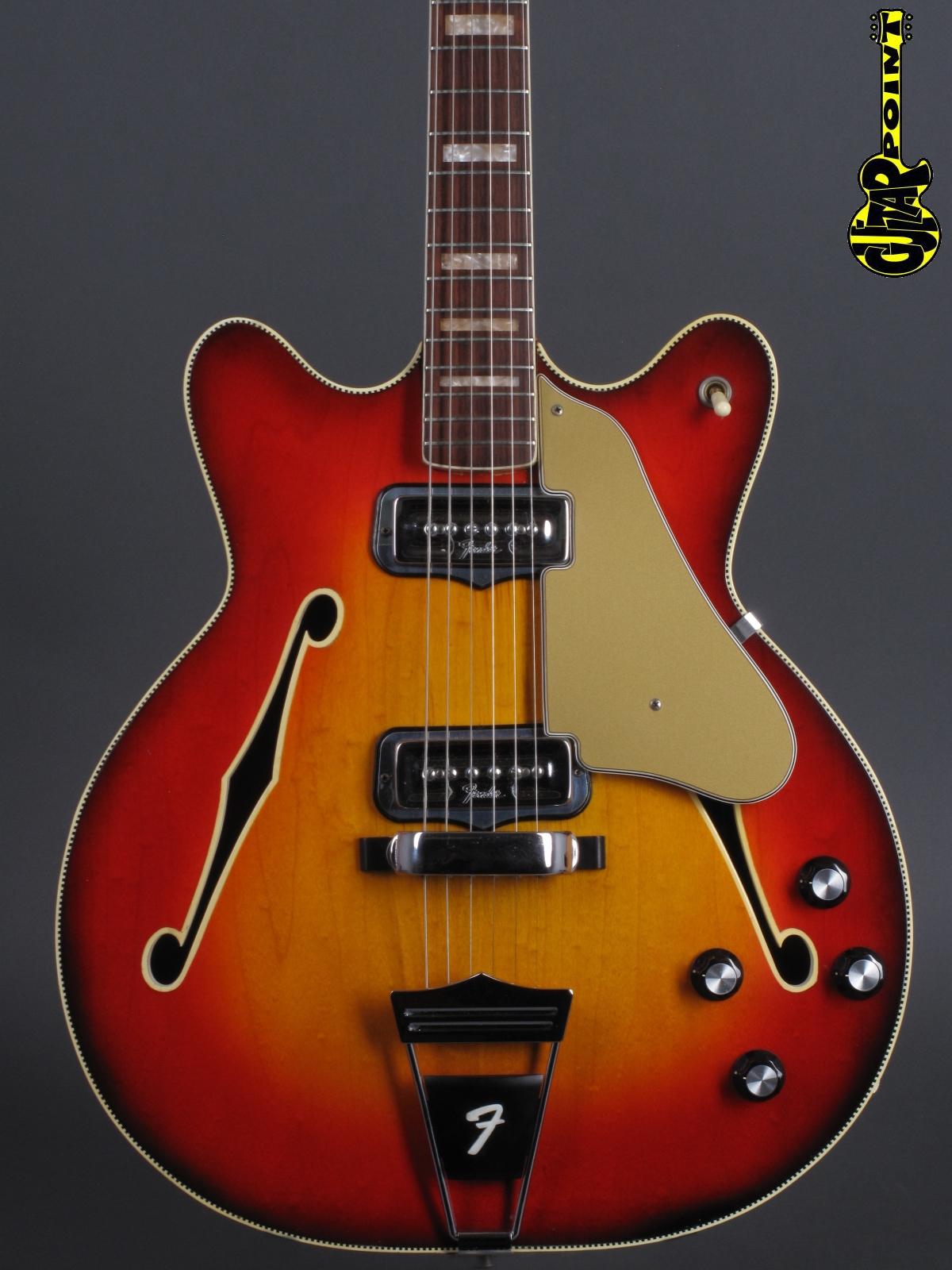 1967 Fender Coronado II - Sunburst