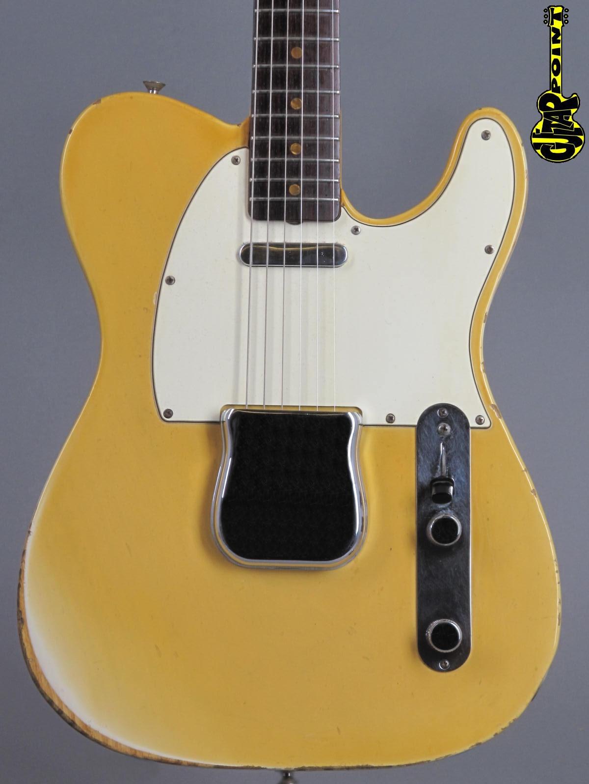1967 Fender Telecaster - Blond