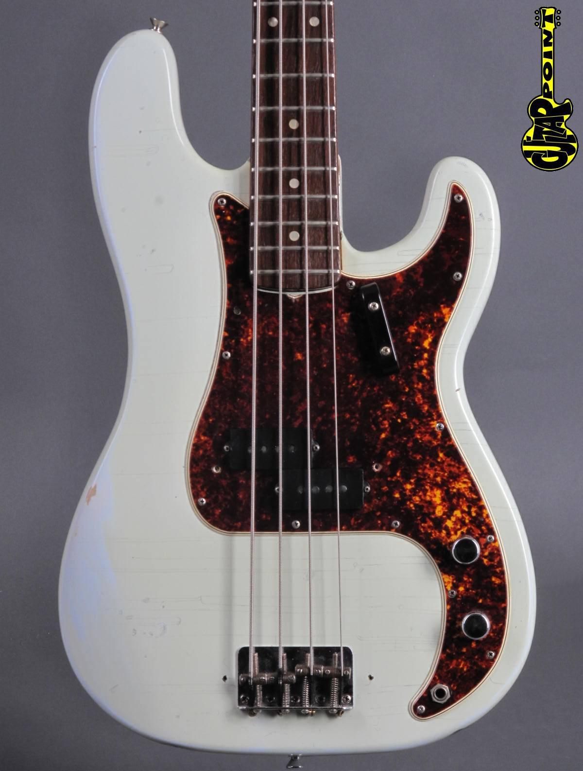 1968 Fender Precision Bass - Sonic Blue (refin.)