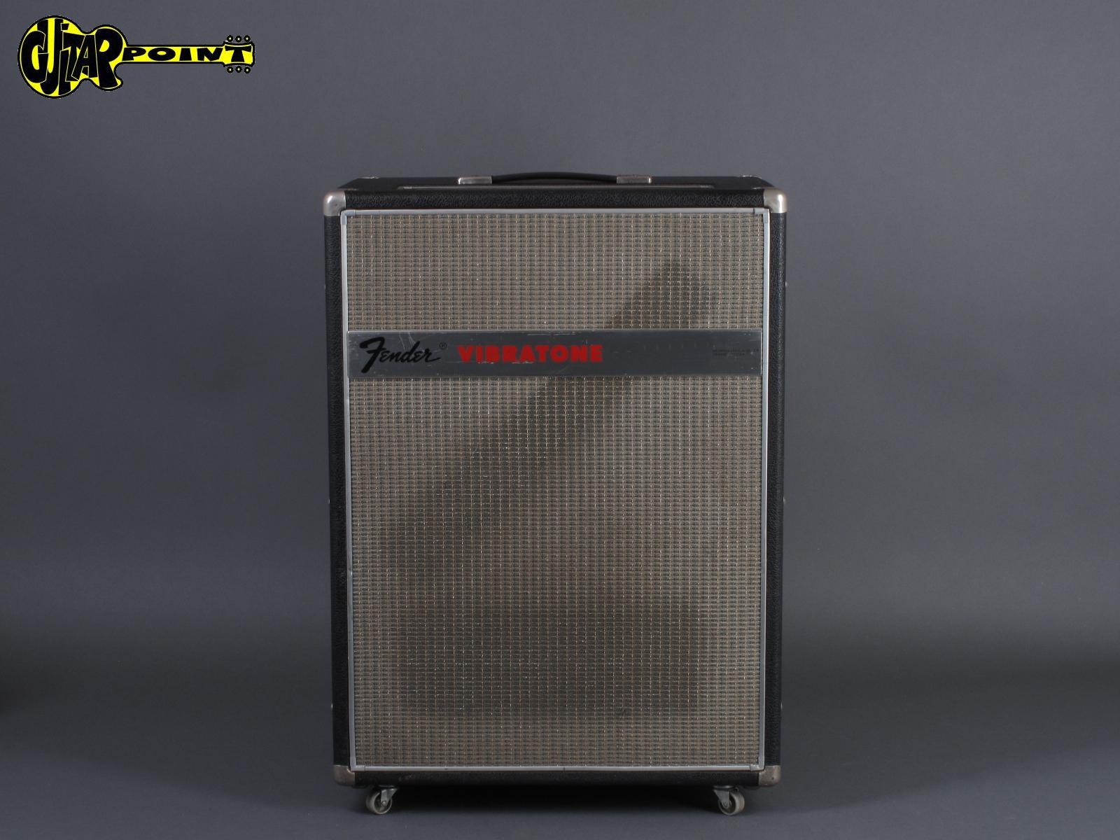 1968 Fender Vibratone  Leslie Speaker Cabinet