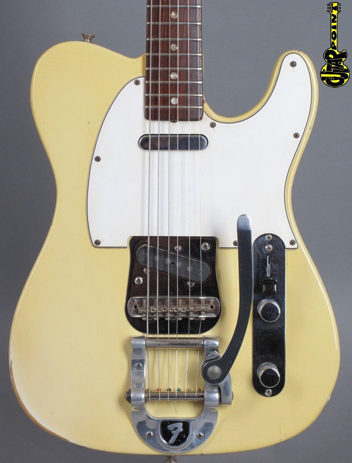 1969 Fender Telecaster - Blond / Bigsby