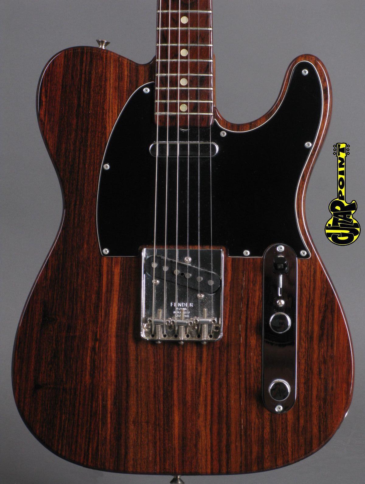 1969 Fender Telecaster - Rosewood