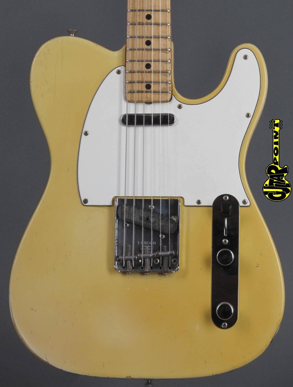 1970 Fender Telecaster - Blond