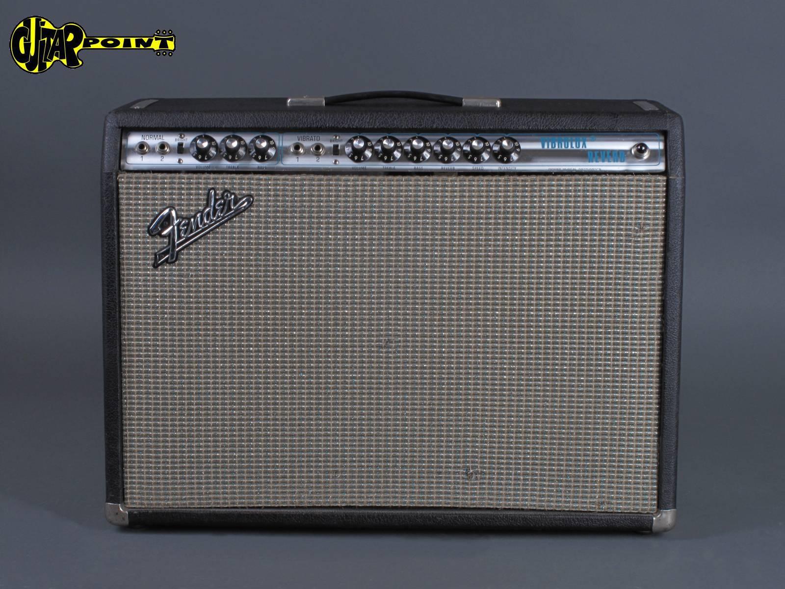 1971 Fender Vibrolux  Reverb Amp