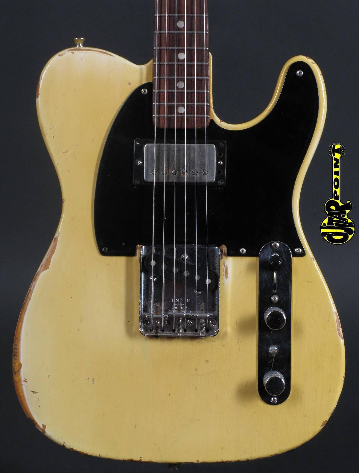 1972 Fender Telecaster HB - Blond