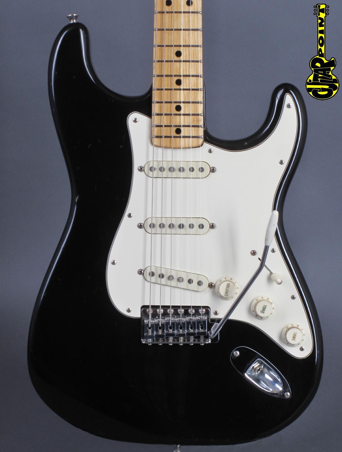 1973 Fender Stratocaster - Black