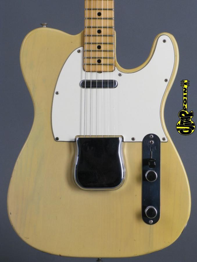 1973 Fender Telecaster - Blond