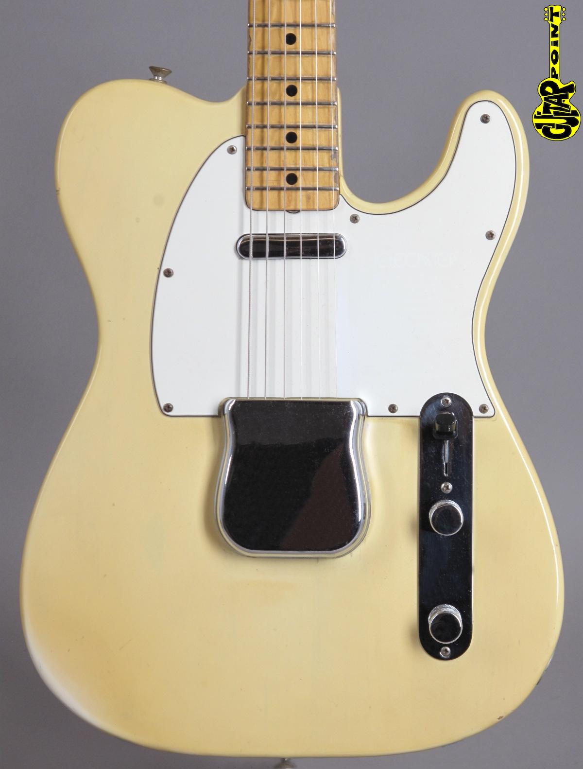 1974 Fender Telecaster - Blond