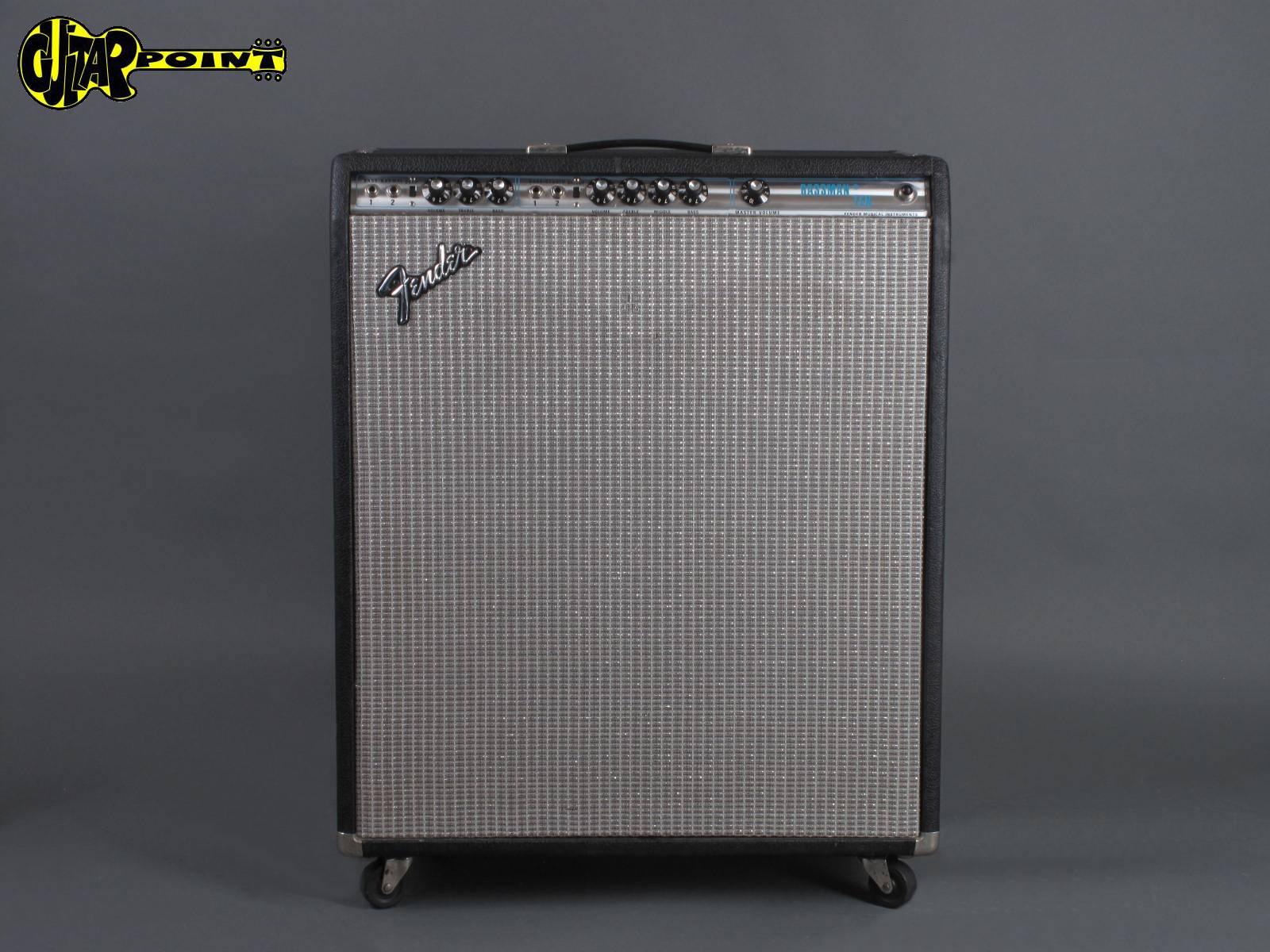 """1975 Fender Bassman Ten 4x10"""" Combo"""