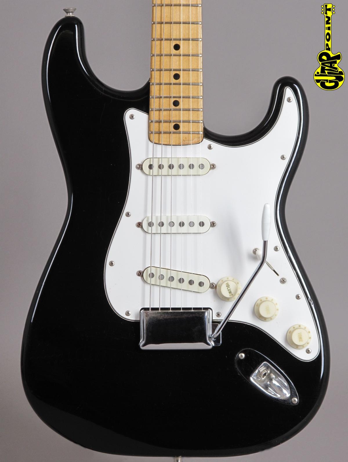 1975 Fender Stratocaster - Black