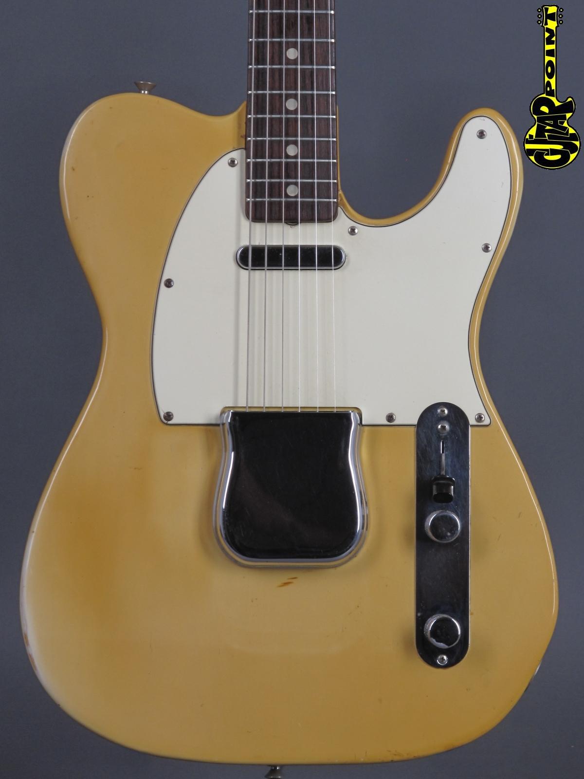 1975 Fender Telecaster - Blond