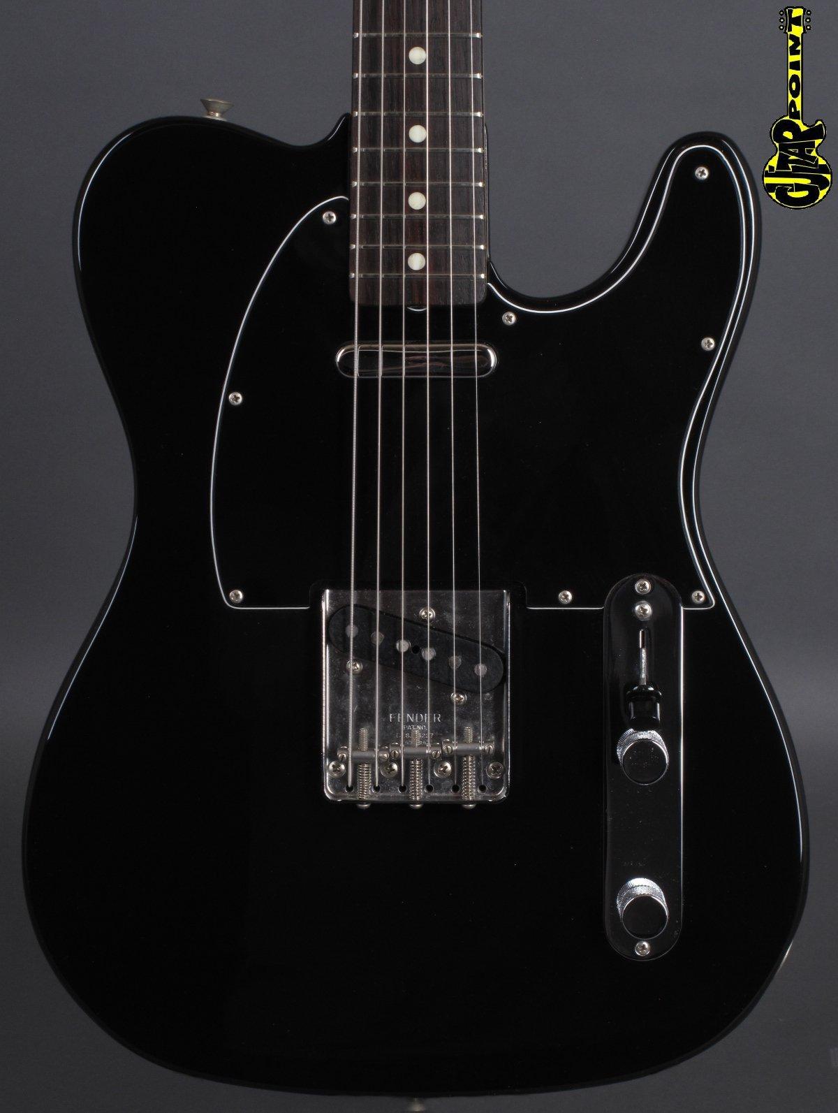 1978 Fender Telecaster - Black    ...Mint !!!