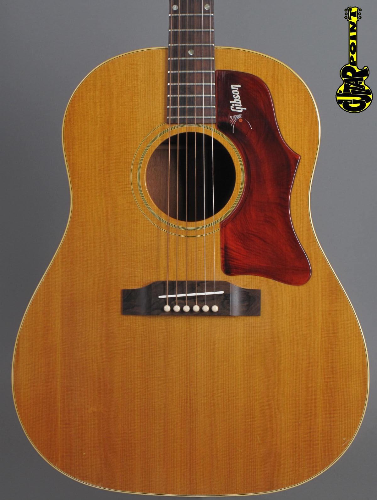 1968 Gibson J-50 - Natural