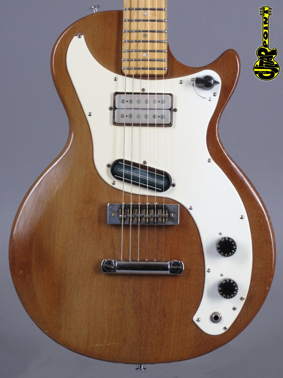 1978 Gibson Marauder - Natural