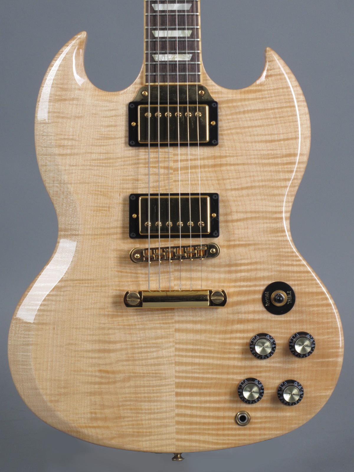 2007 Gibson SG Select - Natural