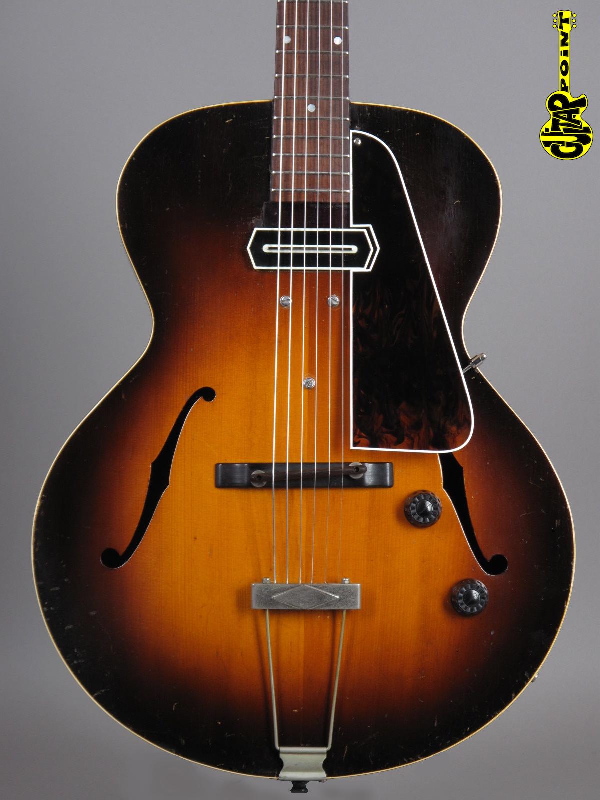 1938 Gibson L-50/ES-150 Conversion