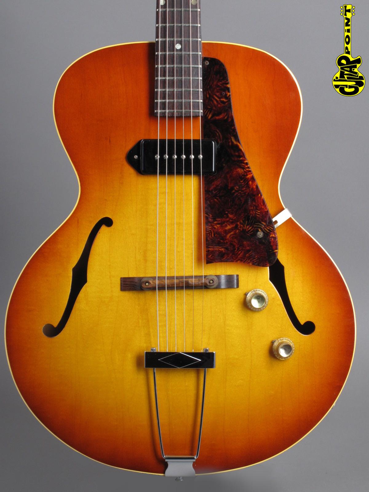 1966 Gibson ES-125 T - Cherry Sunburst