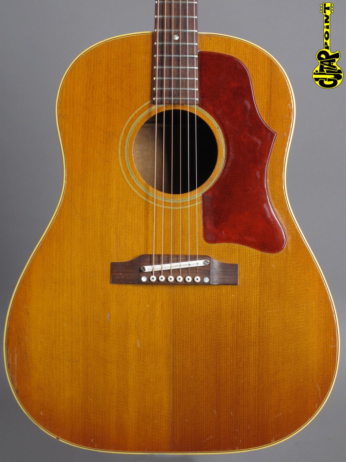 1966 Gibson J-50 - Natural
