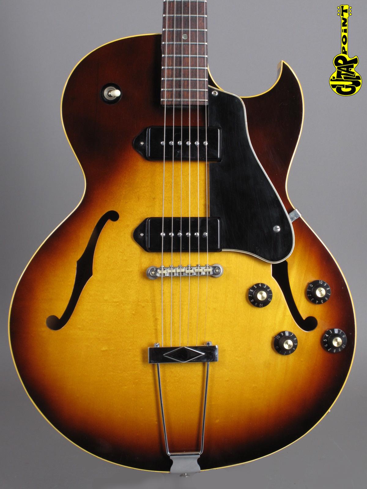 1967 Gibson ES 125 TDC - Sunburst