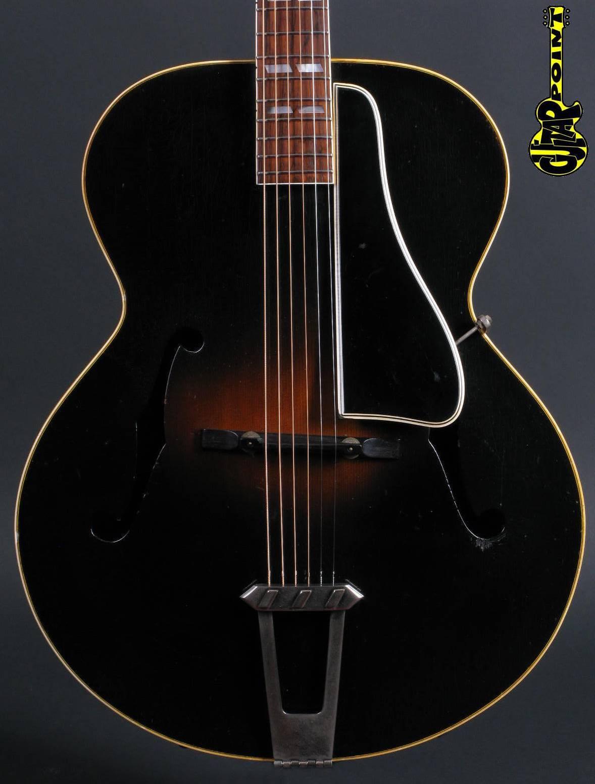 1940 Gibson L-7 - Sunburst