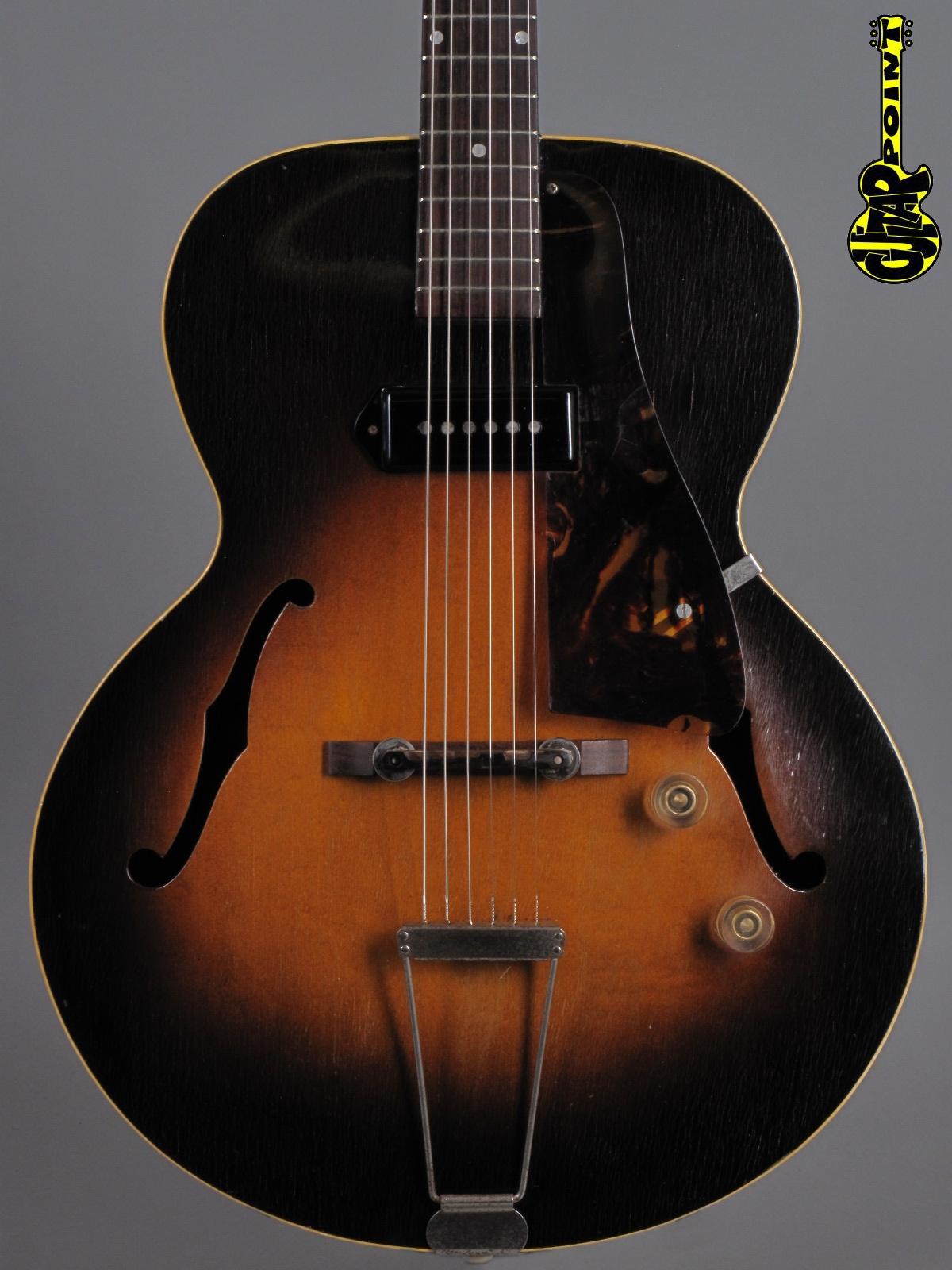 1948 Gibson ES-125 - Sunburst