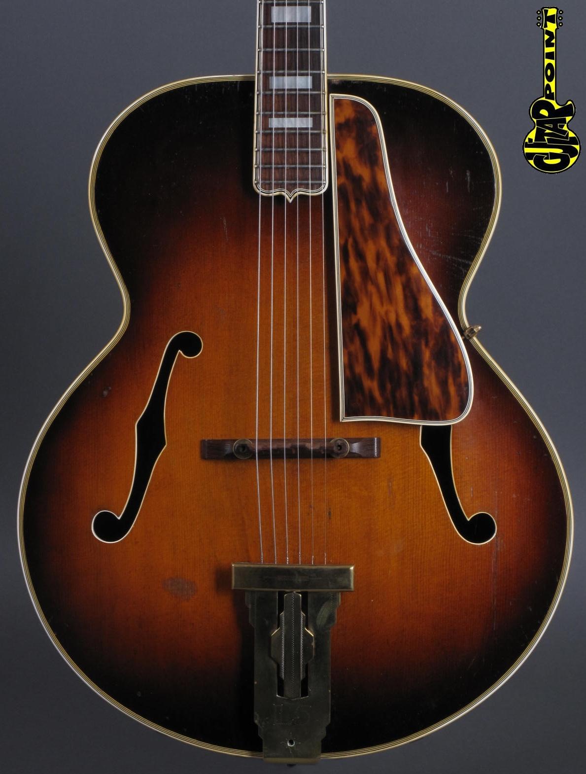 1948 Gibson L-5 - Sunburst