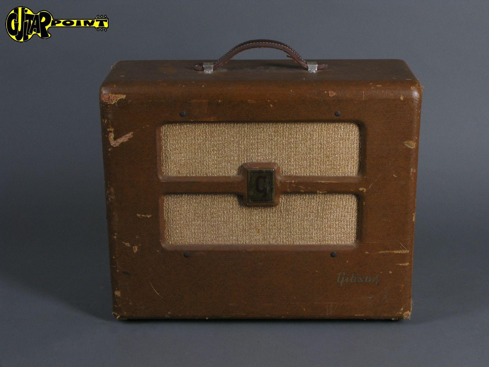 1949 Gibson BR-6 Tube Amplifier - 10 Watt!
