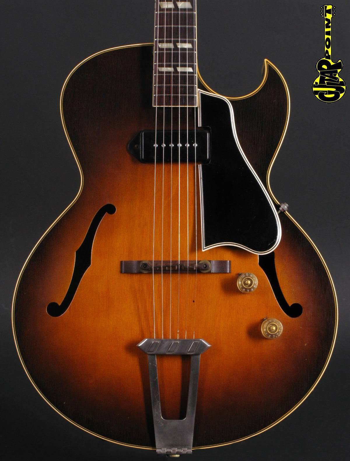 1950 Gibson ES-175  Sunburst